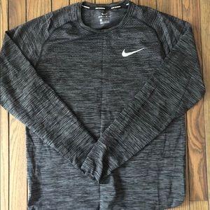 Nike dri-fit running long sleeve